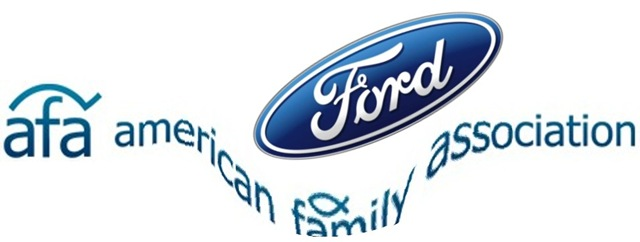 Ford profits from traditional values boycott - UPDATED