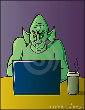 "When trolls attack: an open letter to ""Dora"""