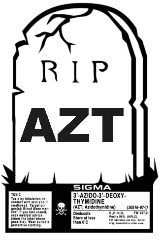 The end of AZT?